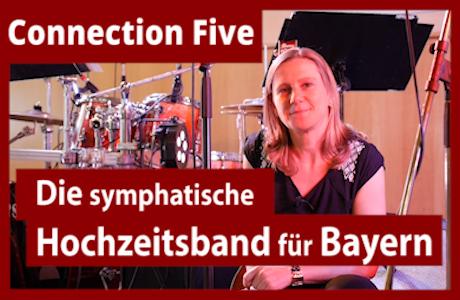 Hochzeitsband Bayern Connection Five