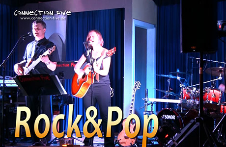 live band rock pop