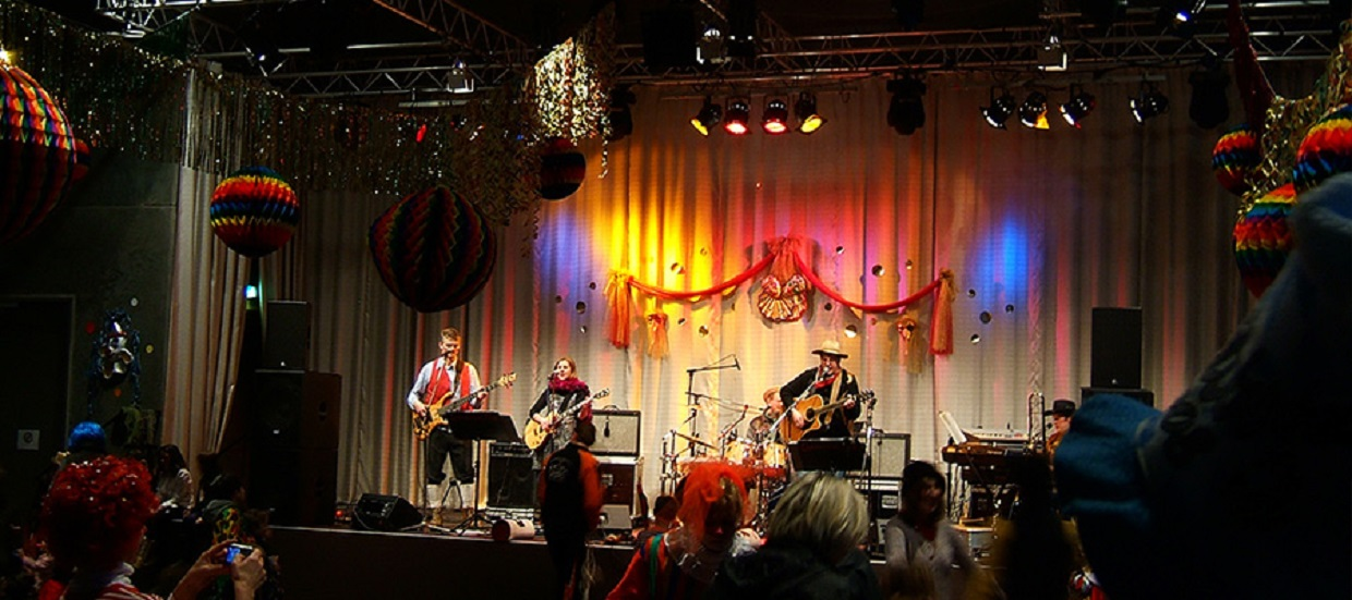 partyband muenchen fasching